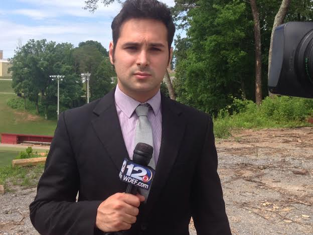 ... is a Reporter and Host for WDEF News 12 in Chattanooga, Tennessee